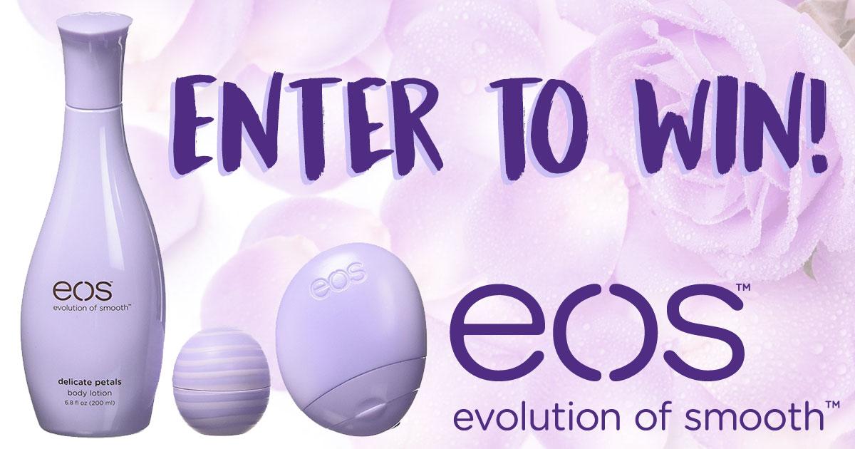 Win an EOS Gift Set!