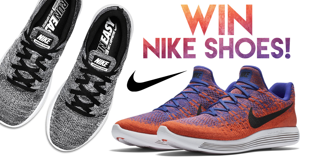 Win A Pair of Nike Shoes