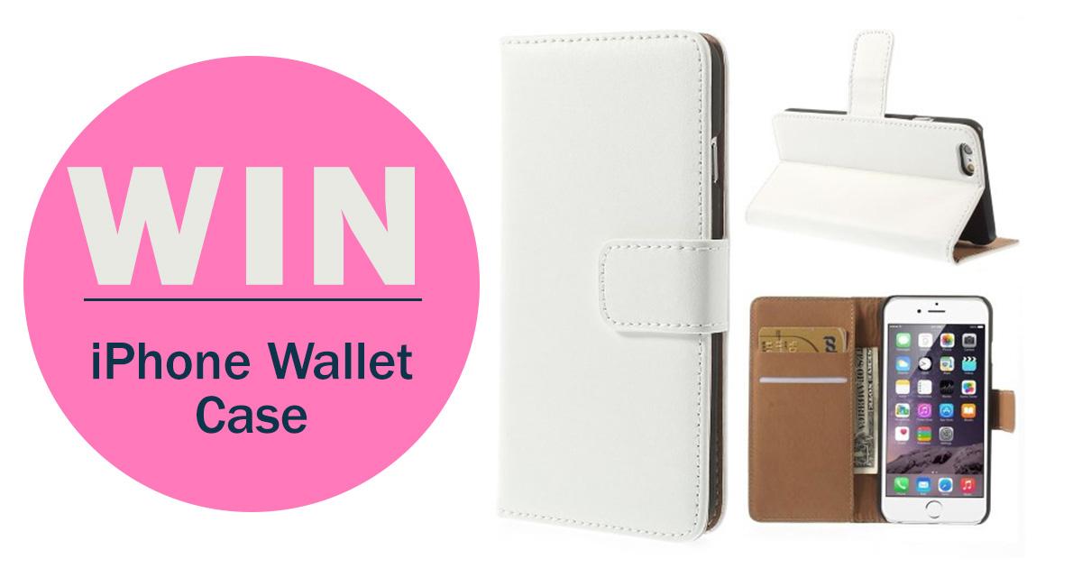 Win an iPhone Wallet Case
