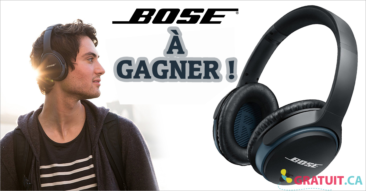 concours Bose
