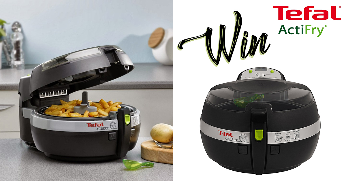 Win a T-Fal Actifry