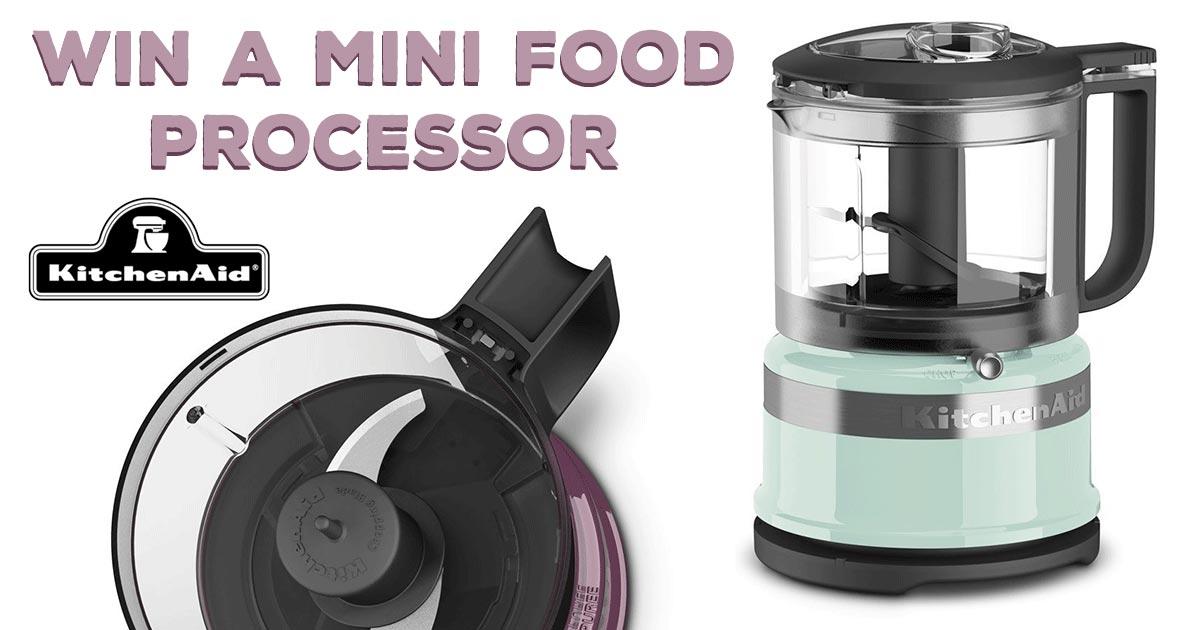 kitchenaid mini processor