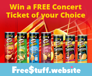 Win 1 of 10,000 Concert Tickets - Freebies com : The Best Other Free