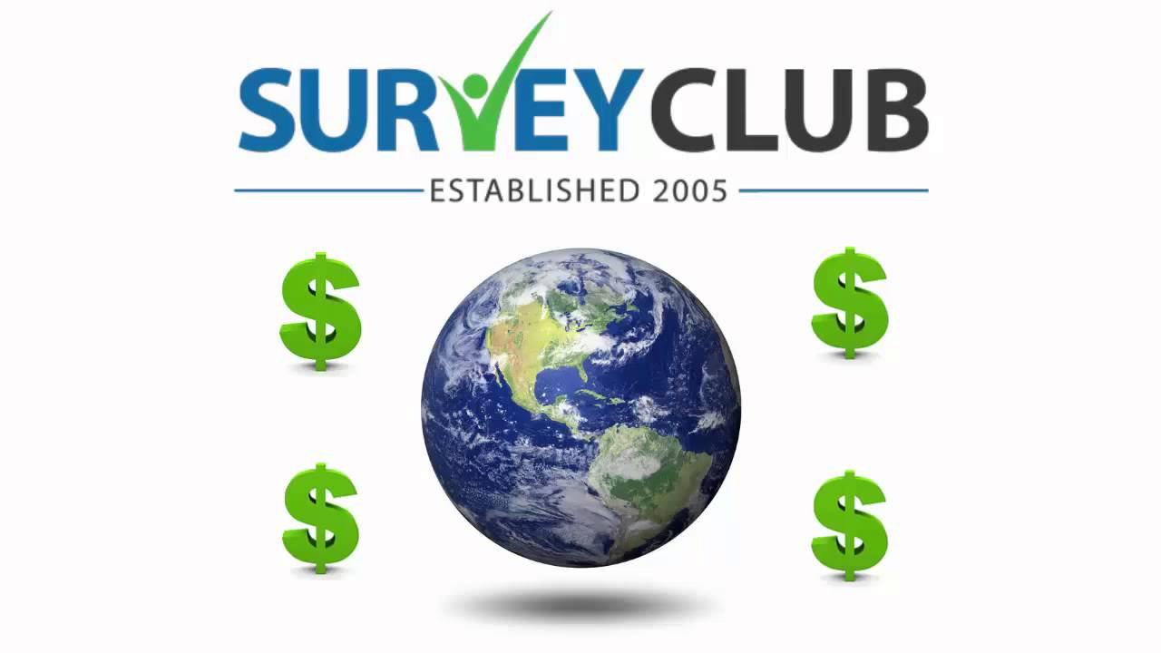 Get Paid for Taking Surveys with SurveyClub