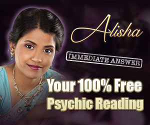 Alisha Will Answer Your 3 Questions About Your Life for Free
