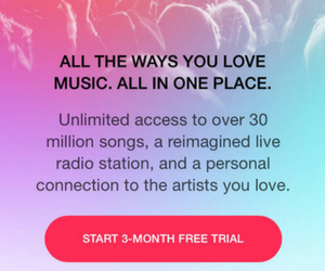 FREE 3-Month Apple Music Subscription! (iPhones ONLY)