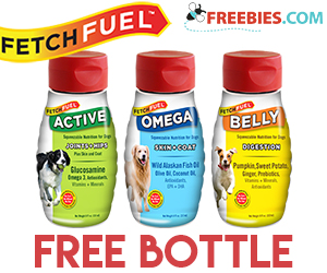 Free Sample Of FetchFule For Dogs