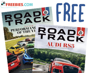Free Subscription To Road & Track Magazine