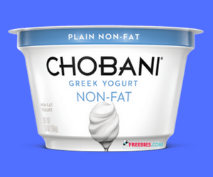 Free Greek Yogurt