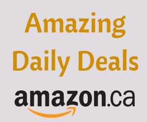 Amazon Canada Deals