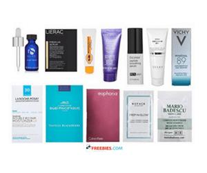 Luxury Skincare Sample Box from Amazon