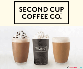 Free Second Cup Coffee