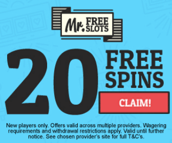 Claim Your 20 Free Spins