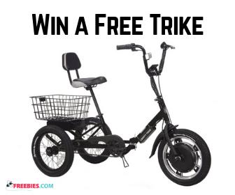 Win a Free Electric Trike