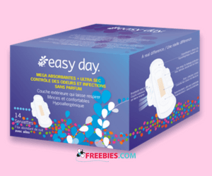 Free Feminine Hygiene Products