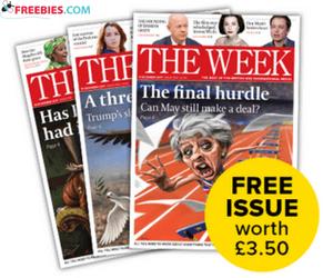 Free Issue of The Week