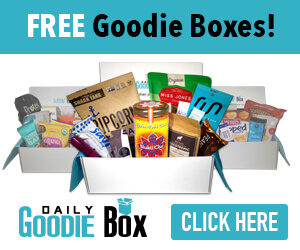 Free Samples from Daily Goodie Box