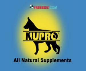 Free Pet Supplements