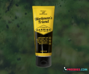 Sample Workman's Friend Superior Barrier Skin Cream