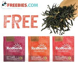Free Sample of Redbush Tea