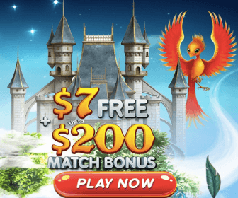 $200 Match Bonus with Wizard Fortune