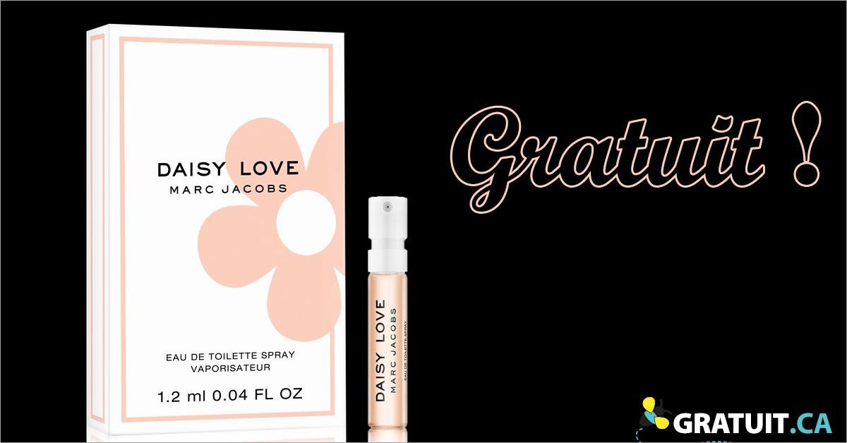 Inscrivez Parfum Pour Vous Votre Gratuit Love Daisy De Échantillon 0OPk8nw