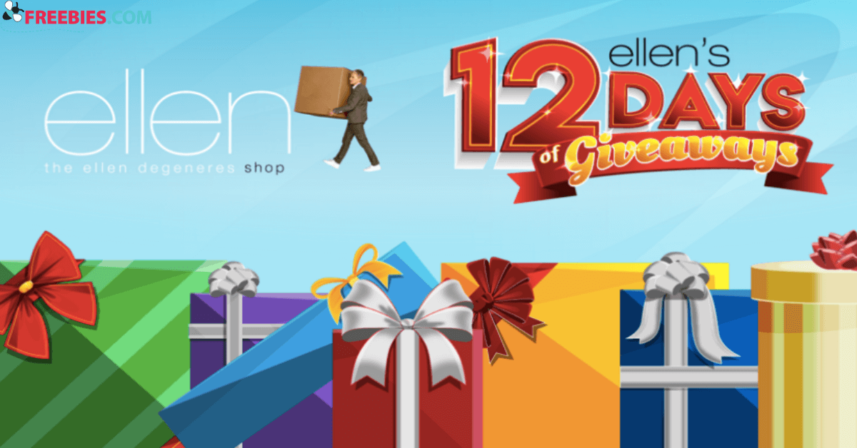 Win a Free $500 Ellen Shop Gift Card