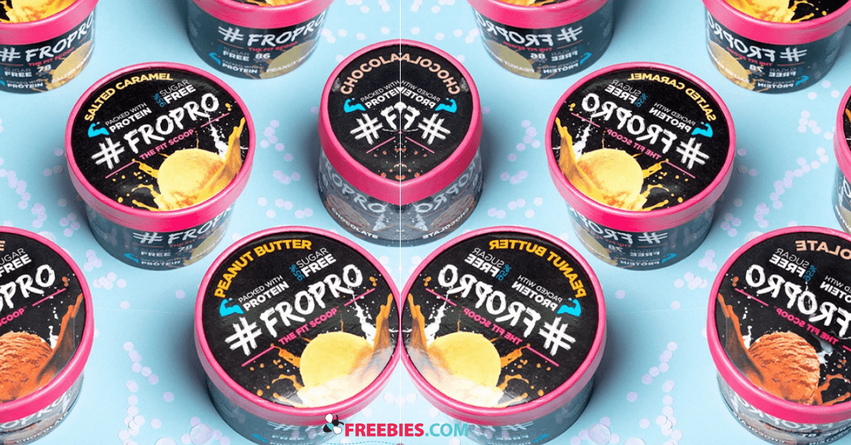 Win a Free FroPro Ice Cream Prize Pack