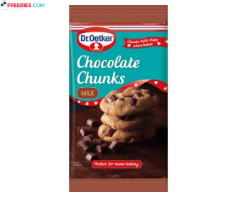 Free Dr. Oetker Baking Coupon