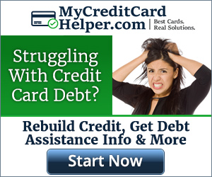 Rebuild Your Credit with My Credit Card Helper