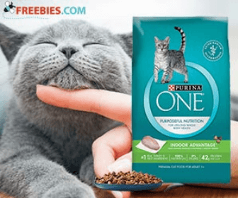 Free Purina Cat Food