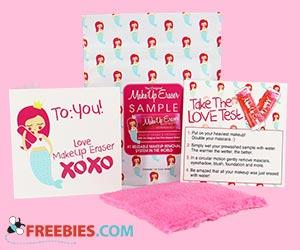 Free MakeUp Eraser + Shipping