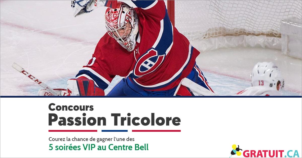 Gagnez une soirée VIP pour 4 à un match du Canadien!
