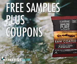 Free Sample of Canidae Pet Food