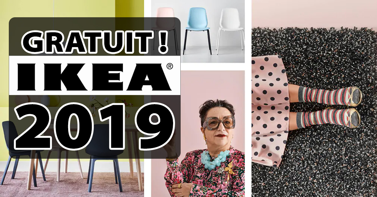 Catalogue IKEA 2019 gratuit