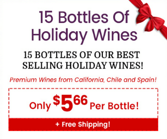 Best-Selling Holiday Wines Deal