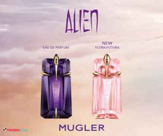 Free Mugler Alien Fragrance Sample