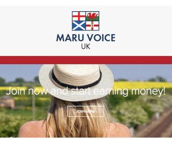 Earn Rewards with Maru Voice