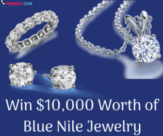 Win $10,000 Worth of Blue Nile Jewelry
