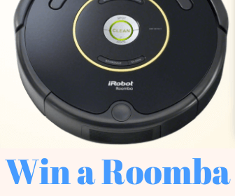 Win a Free Roomba