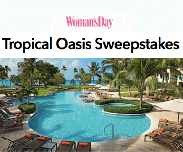 Free Woman's Day Magazine + Win a Trip to the Dominican