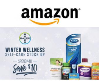 $10 Off at Amazon