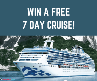 Win a Free 7 Day Cruise