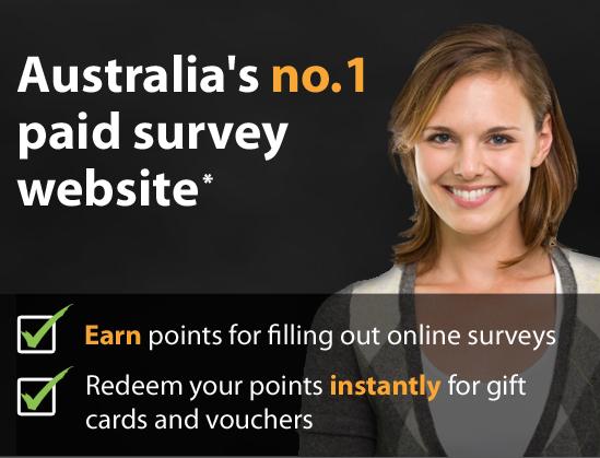Join Australia's #1 Paid Survey Website