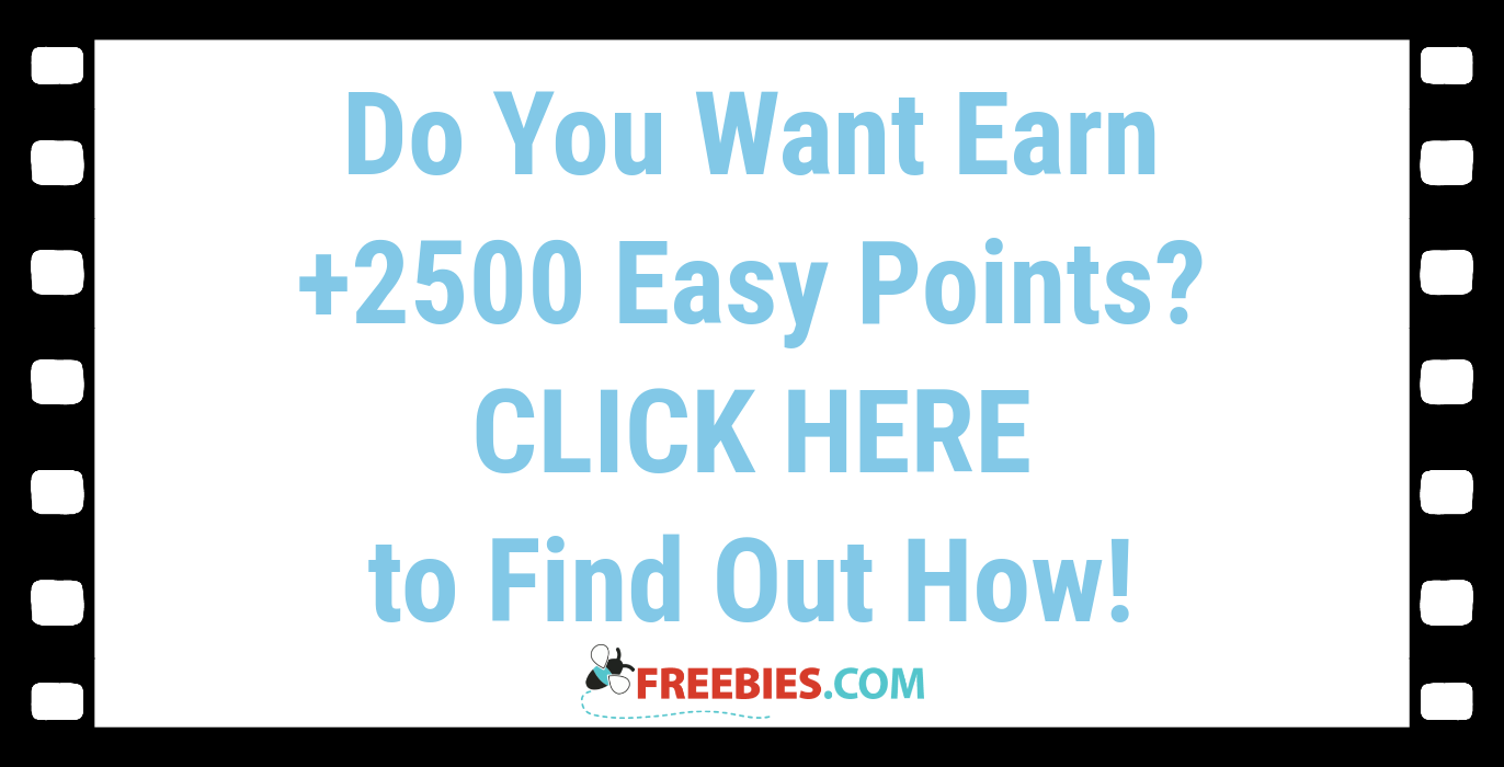 POLL: How would you like to earn +2500 Easy Points?