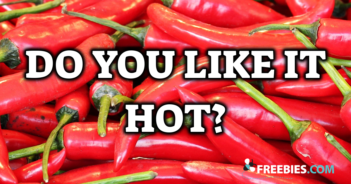 POLL: Do you enjoy spicy foods?