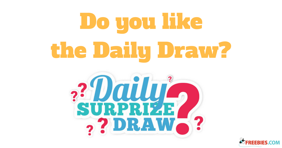 daily draw