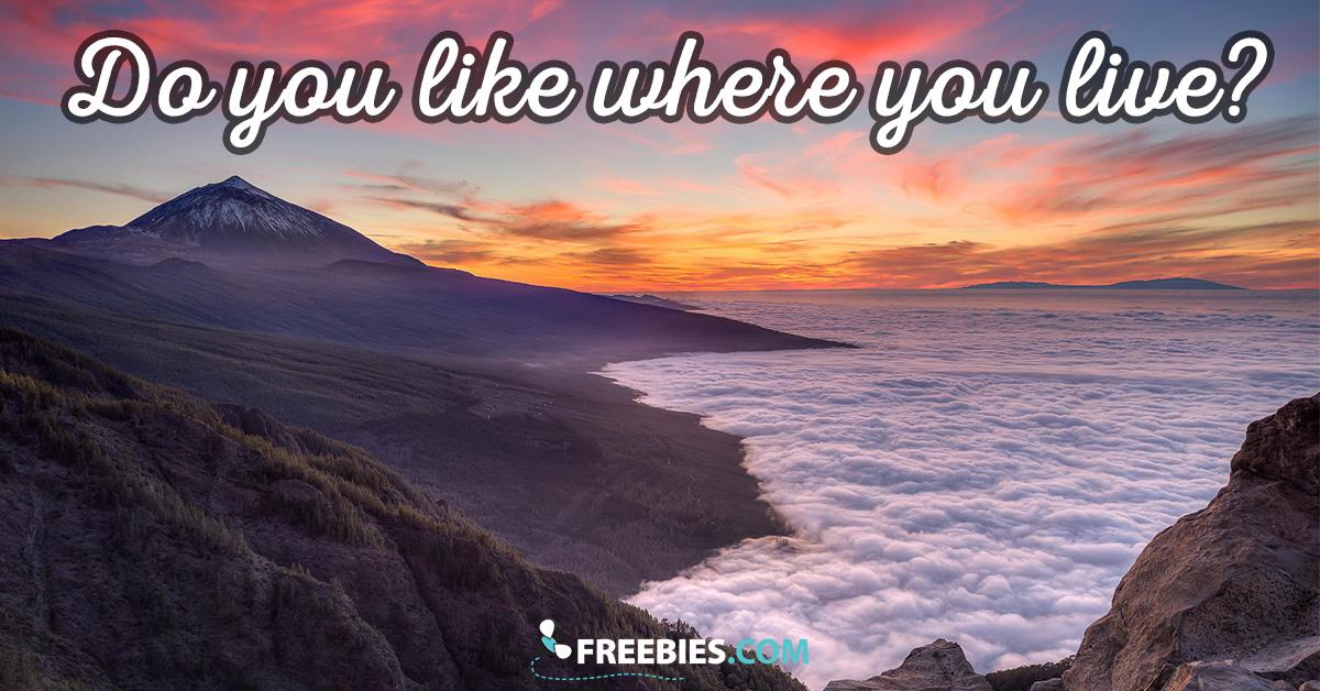 Do You Like Where You Live?