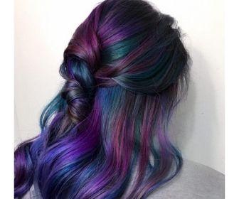 Poll: Purple Hair