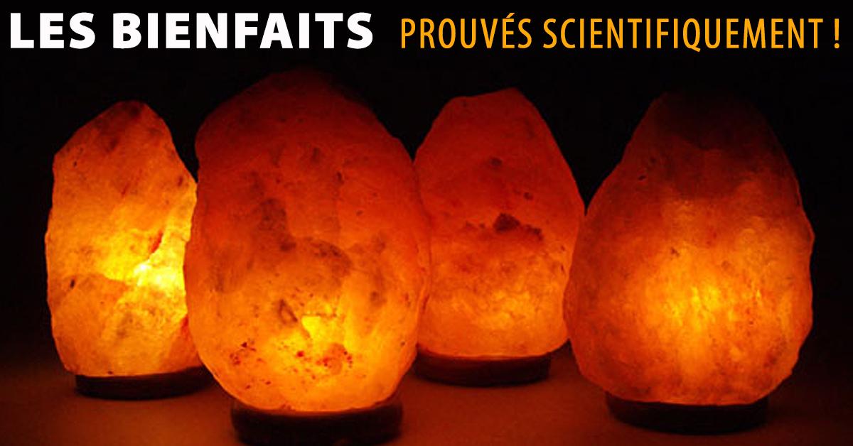 Les Bienfaits Des Lampes De Sel Prouves Scientifiquement